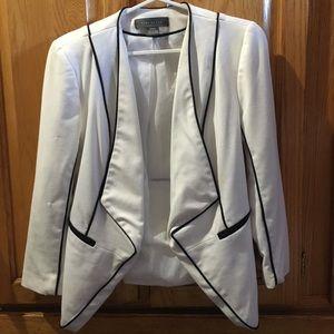 Suzy sheer blazer